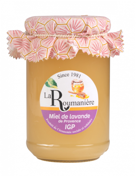 Miel de Lavande de Provence 400 g