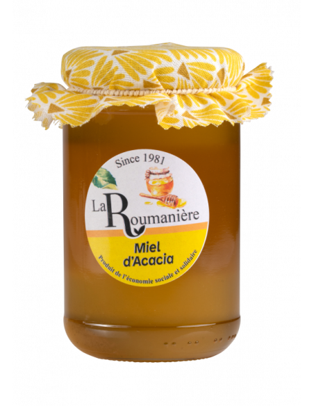 Miel d'Accacia 400 g