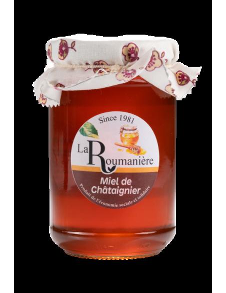 Chestnut honey 400 g