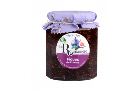 Black fig jam from Provence 335g