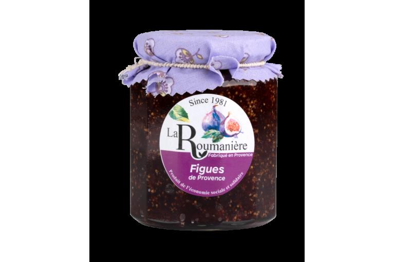 Confiture Figues de Provences 345g