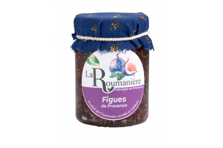 Confiture de Figues de Provences 120g