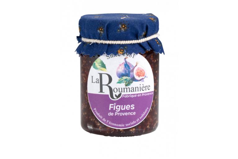 Black fig jam from Provence 345g