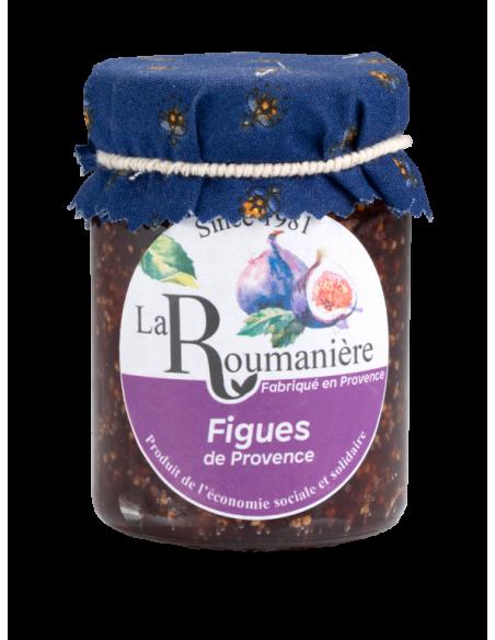 Confiture de Figues de Provence 120g