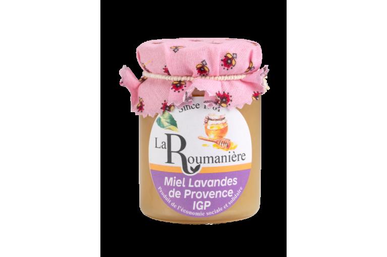 Honey lavander 125g