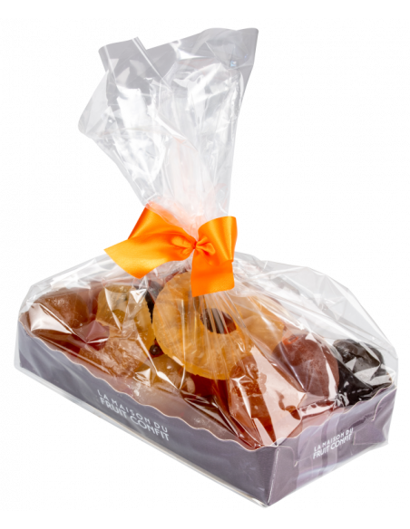 Assortment of iced candied fruits 1 Kg