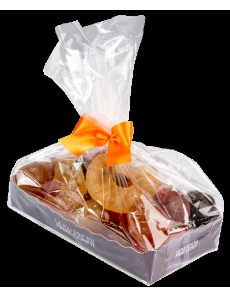 Assortiment de fruits confits glacés 1 Kg