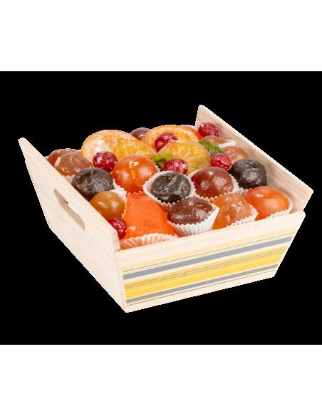 Candied fruit composition La Vigneronne 700 g