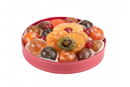 Candied Fruit composition The Canotier 800 g