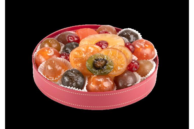 Assortiment fruits confits Le Canotier 800g