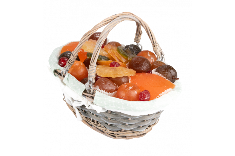 Candied Fruit  composition Paysanne 900 g