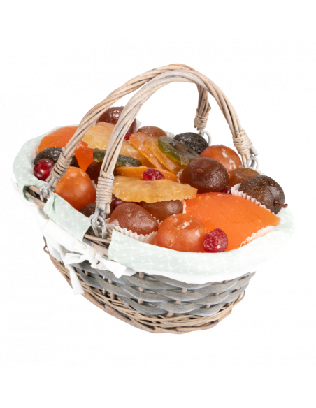 Candied Fruit composition Paysanne 900 g