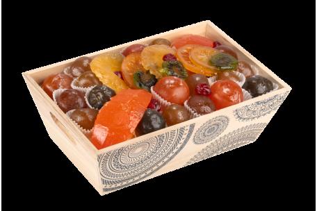 Assortiment fruits confits l'Orientale 1200 g