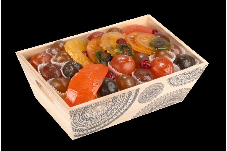 Assortiment fruits confits  L'Orientale 1200g