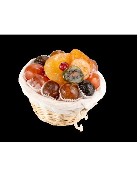 Assortiment fruits confits Le Banon 500 g