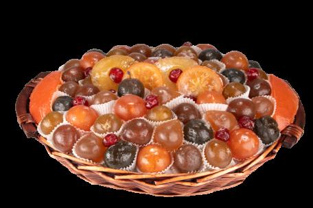 Assortiment fruits confits L' Abondance 2500 g