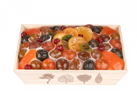 Assortiment fruits confits Le Prestige 2000 g