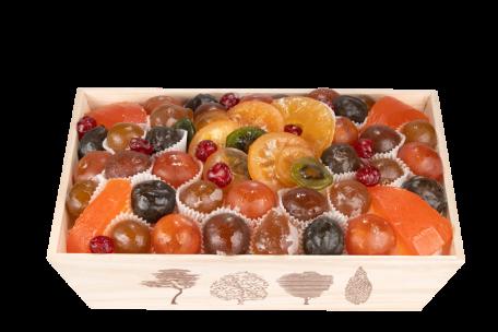 Candied fruit assortment Le Prestige 2000 g