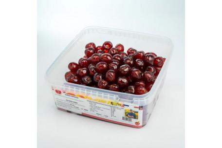 Cerises confites Bigarreaux Red Berry colorants naturels 1 kg