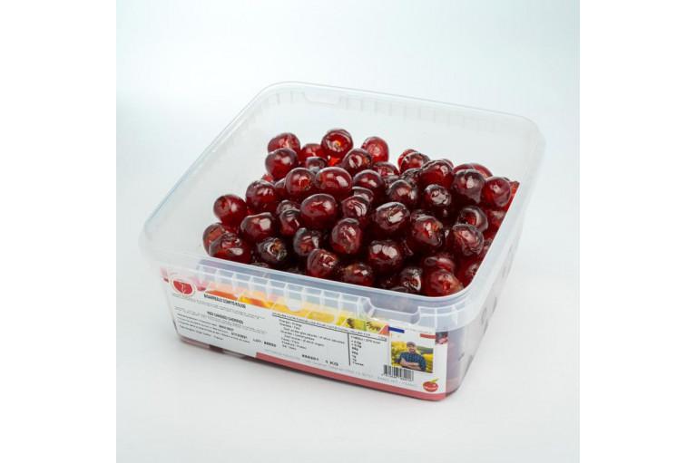 Cerises Bigarreaux Red Berry Confites 1 kg