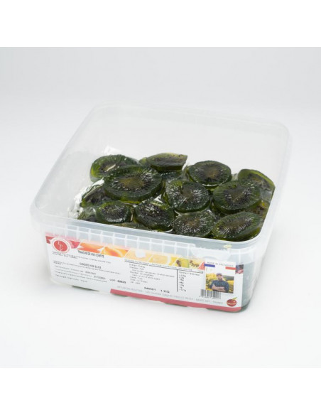 Slices of Candied Kiwis 1 Kg