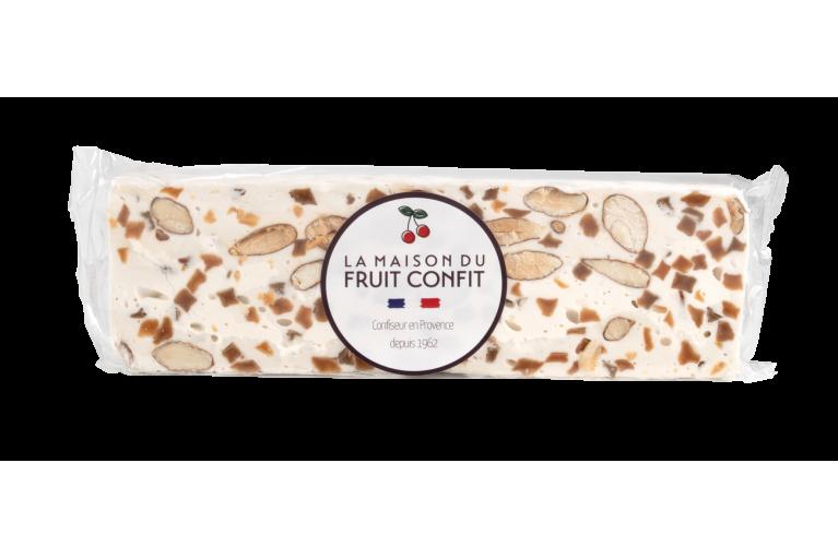 Nougat almonds caramel 100g