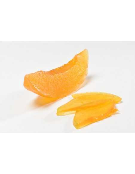 Candied Yellow Melon Slices 5kg