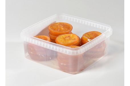 Tranches d'oranges confites 1Kg