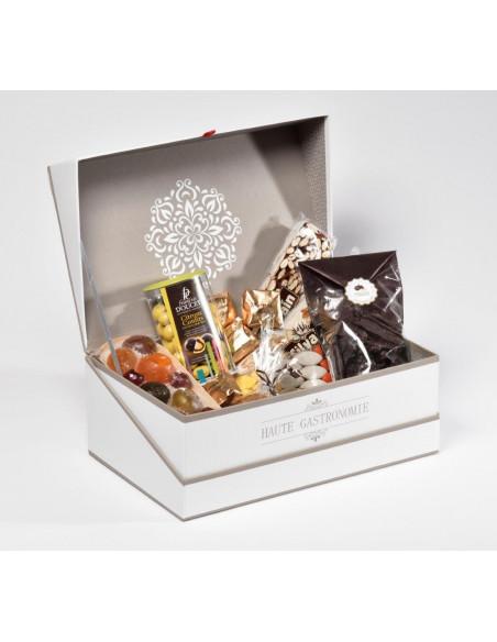 Large Christmas gift box Gastronomy 2385g