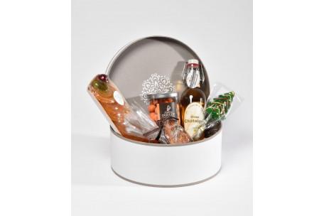 Round box Gastronomy 1210g
