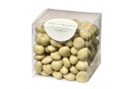 Framboise au chocolat blanc 150g