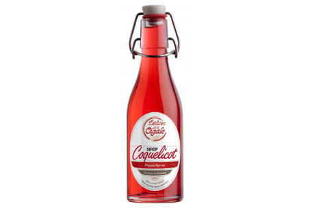 Sirop Coquelicot 25 cl