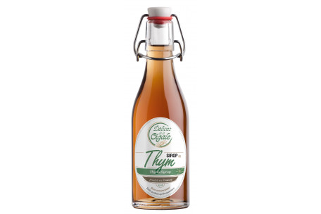 Thyme Syrup 25cl