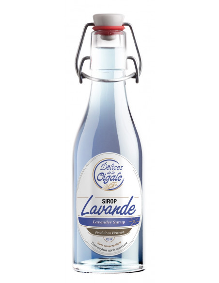 Lavender Syrup 25cl
