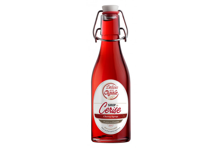 Cherry Syrup 25cl