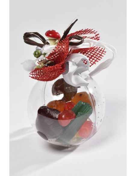 Small candied fruit ball 230g