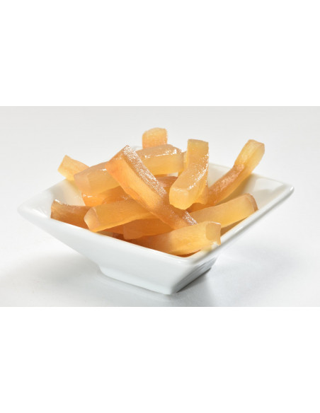 Candied Ginger Strips 5 Kg
