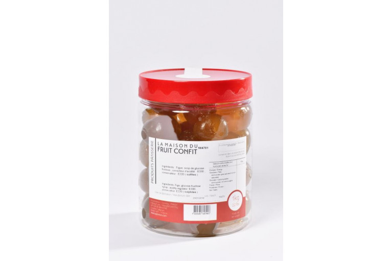 Pot of Candied Fig 1Kg