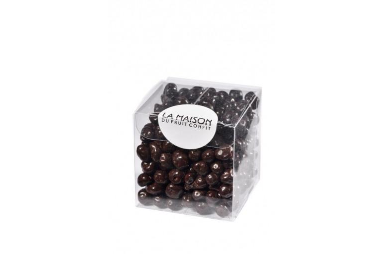 Myrtille au chocolat noir