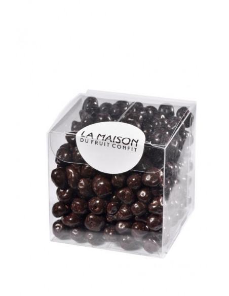 Myrtille au chocolat noir 150g