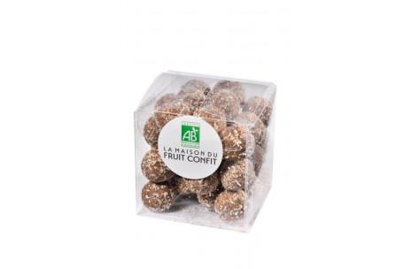 Billes de céréales lait éclats de noix de coco bio 90g