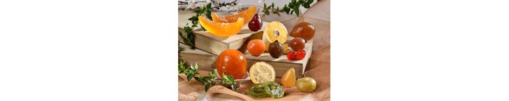 Fruits Confits Glacés (Compositions)